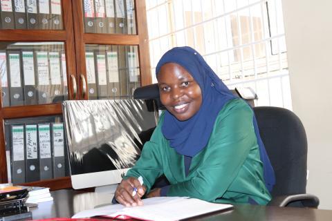 Dr Aisha Sembatya Nakiwala